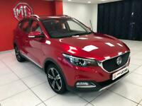 2019 MG MOTOR UK ZS 1.5 VTi-TECH Exclusive 5dr HATCHBACK Petrol Manual