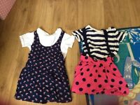 2 girls playsuits