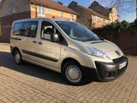 DISABLED ACCESS Peugeot Expert Tepee 2.0HDi 5/6 Seater Comfort