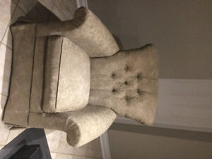 2 wingback chairs for sale