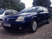 2004 Vauxhall Vectra 1.9 DI - Ready To Go - Part Exchange @ Aylsham Road Affordable Car Centre