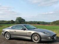 2004 [04] ASTON MARTIN DB7 5.9 V12 AUTO VANTAGE GREY COUPE SPARES OR REPAIRS