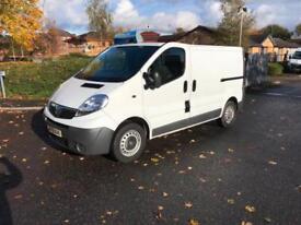 2014 Vauxhall Vivaro 2.0CDTi ( 115ps ) ( EU V ) 2012MY 2700 SWB-NO VAT