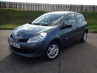 2006 RENAULT CLIO EXTREME 1.2 16V - 45K MILES - F.S.H - 5 STAR SAFETY RATING - 3 MONTHS WARRANTY