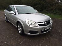 2008 58 Vauxhall vectra 1.9 cdti exclusive 6 speed 1 company owner