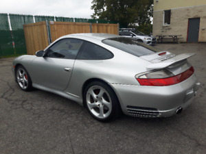2002 Porsche 911 Carrera 4S Coupe