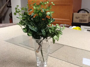 Vase candle holders orchids other..