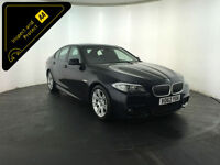 2012 62 BMW 520D M SPORT AUTOMATIC DIESEL 1 OWNER SERVICE HISTORY FINANCE PX