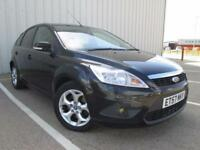 2007 (57) FORD FOCUS 1.8 TDCI DIESEL MANUAL 5 DOOR STYLE BLACK