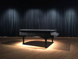 Yamaha C7 Grand Piano: replica shell
