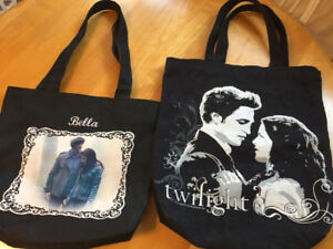 Twilight Tote Bags