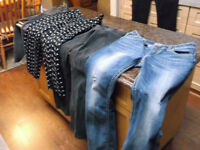 Assorted Ladies Jeans