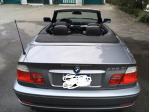 Beautiful Convertible BMW 325CI
