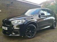 2013 BMW X5 3.0 M50d Auto xDrive (s/s) 5dr SUV Diesel Automatic