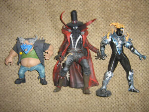 SPAWN FIGURE LOT 1