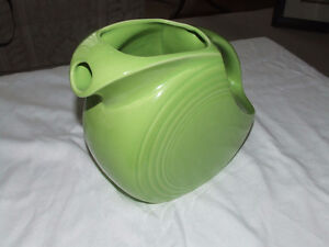 Unique disk Water Jug (Fiesta Ware)