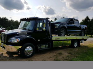 Towing Business with contracts