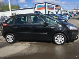59 Citroen C4 Picasso 1.6HDi ( 110hp ) 65k only