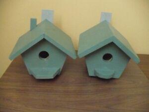 cabanes d'oiseaux, poubelle