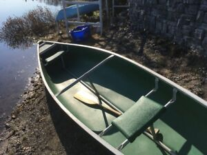 15 foot Coleman canoe for sale