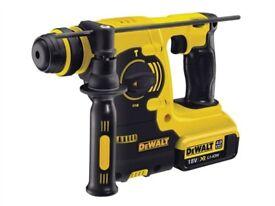 DeWalt DCH253M2 18v SDS Plus Rotary Hammer Drill Kit 2 x 4.0ah