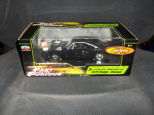 The Fast and The Furious Dodge Charger Diecast