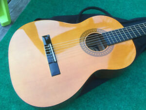 Vintage Liberty Classical Guitar!