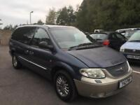 Chrysler Grand Voyager 3.3 auto Limited