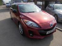 2013 63 Mazda 3 1.6 turbo diesel 6 speed ( 113bhp ) Venture Edition