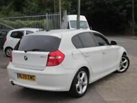 2009 56 BMW 1 SERIES 116I SPORT 5DR (LOW MILEAGE)