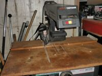 For Sale 10 inch Craftsman Radial Arm Saw