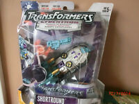 TRANSFORMERS CYBERTRON ROBOTS  SHORTROUND OR REPUGNUS