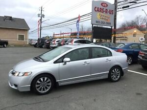 2010 Honda Civic EX-L  Free winter tires on all cars and SUV'S