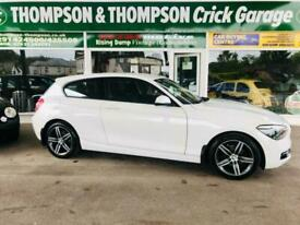 image for 2013 BMW 1 Series 2.0 116d Sport Sports Hatch 3dr