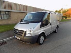 FORD TRANSIT 300 SWB LOW ROOF 2.2 FWD 140 BHP 6 SPEED 2011 11