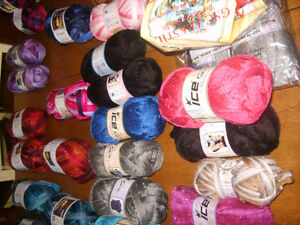 Beautiful Scarf Yarns/ New/Now only $2.00 Each Windsor Region Ontario image 8