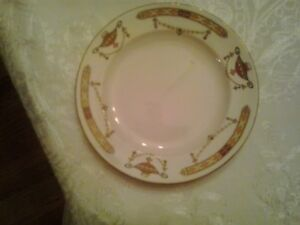 Old set of dishes