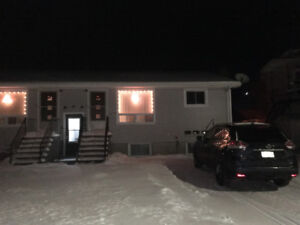 Kapuskasing - 2 bedroom apt. parking and storage included