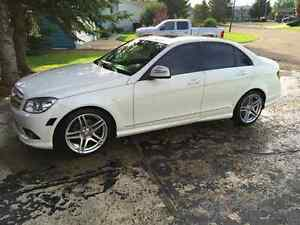 2008 Mercedes-Benz C230 4Matic AMG package