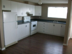 2 bedroom - heat and light included