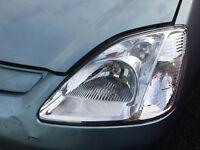 Honda Civic 2002 headlight
