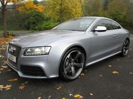 12/12 AUDI RS5 4.2 FSI QUATTRO SPORTS PACK IN MET GREY