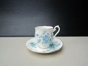 ROYAL ALBERT FORGET-ME-NOT CHINA FOR SALE! Cambridge Kitchener Area image 10