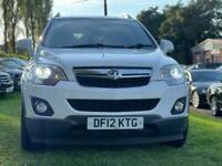 2012 Vauxhall Antara 2.2 EXCLUSIV CDTI 2WD S/S 5d 161 BHP Hatchback Diesel Manua