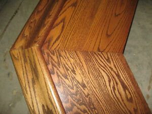 BAR, COMMERCIAL QUALITY,RED OAK