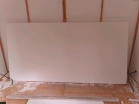4 x Polystyrene insulation sheet 8ftx4ft