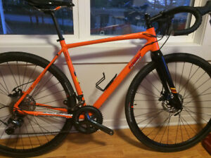 2017 Lois garneau Gibraltar cross / gravel bike