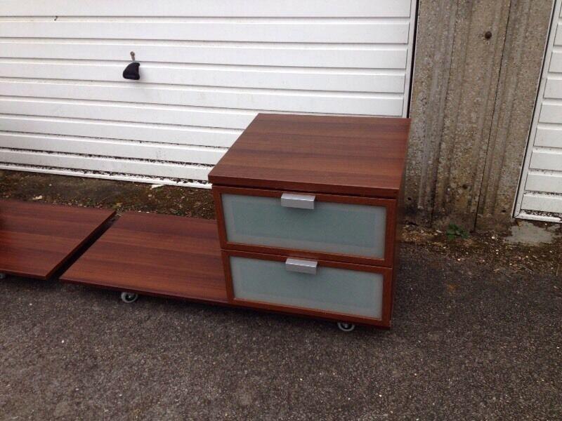 Ikea Pax Schrank Kleinanzeigen ~ Armoire Ikea Hopen Ikea Hopen Bedside Cabinets