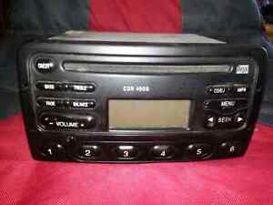 Ford Factory Car Stereo