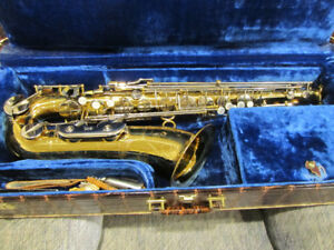 """Vintage Tenor Saxophone, Keilwerth """"The New King Special"""""""
